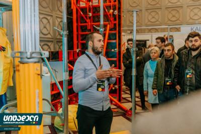 ციტადელი - The Most Creative Stand - BATUMI BUILD 2019-ზე