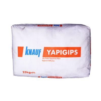 თაბაშირის სამონტაჟო წებო (შპაკლი) Knauf YapiGips 25კგ
