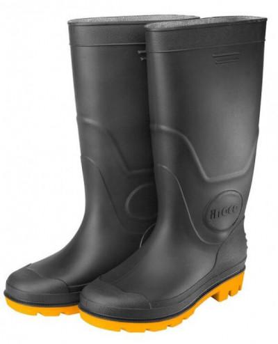 მაღალყელიანი საწვიმარი ფეხსაცმელი შავი (SSH092LYB.45)
