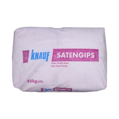 კნაუფის თაბაშირის ფითხი (შპაკლი) Knauf SatenGips (სატენგიფსი) 25კგ