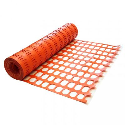 Perimeter protective net